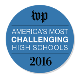 America's Most Challenging High Schools 2016