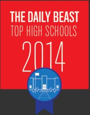 The Daily Beast Top High Schools 2014