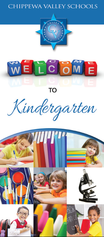 Kindergarten Welcome Brochure